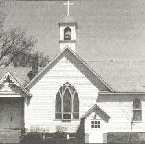 Image of Becker UMC (1887-2015)     - Discontinued Church