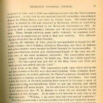 Image of Rev. Joshua Rogers Memoir 2 1888