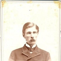 Image of Rev. John Anderson - Clergy
