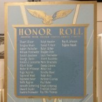 Image of Honor Roll St. Paul Olivet Methodist Church