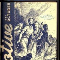 Image of Motive; Magazine of the Methodist student Movement