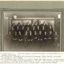 Image of Minneapolis Methodist Ministers Association 1932 - Clergy