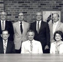 Image of Cabinet 1987-1988 - 1A1 Cabinet