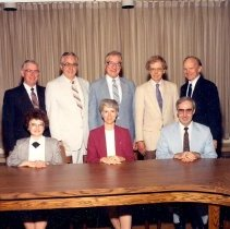 Image of Minnesota Conference Bishop and Cabinet 1990 - 1A1 Cabinet