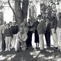 Image of Cabinet Retreat 1989-1990 - Clergy