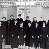 Image of Deacons Ordained 1981