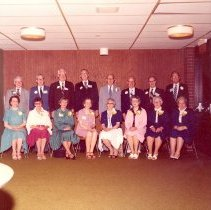 Image of Retired Ministers and Spouses 1982, - 3J Board of Ordained Ministry