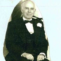 Image of Rev. E. W. Munson - Clergy