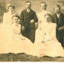 Image of Confirmation Belgrade Methodist Episcopal 1902 - Local Church