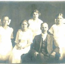 Image of Confirmation, Belgrade Methodist Episcopal Church 1921 - Local Church