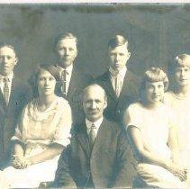 Image of Confirmation, Belgrade Methodist Episcopal  Church 1924 - Local Church