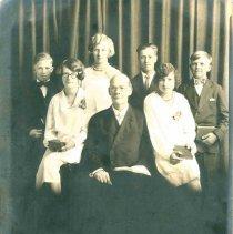 Image of Confirmation, Belgrade Methodist Episcopal Church 1927 - Local Church