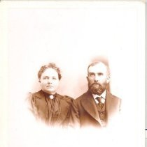 Image of Rev. Henry B Molyneaux and Mary Elizabeth Molyneaux - Clergy
