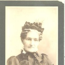 Image of Sarah Lathrop, (Mrs Noah Lathrop) - Clergy