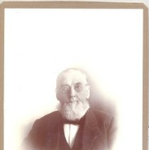 Image of Rev. Frederick Tubbs - Clergy
