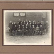 Image of Duluth District Conference 1924 - Clergy