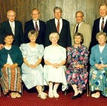 Image of Clergy Retirees and spouses 1995 - 3J Board of Ordained Ministry