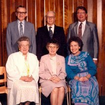 Image of Clergy Retirees and spouses 1987 - 3J Board of Ordained Ministry