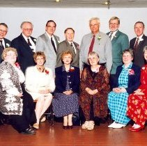 Image of Clergy Retirees and spouses 1988 - 3J Board of Ordained Ministry