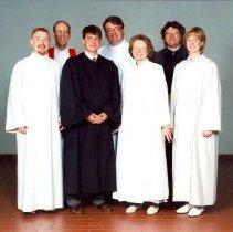 Image of Elders ordained 1998