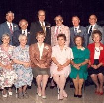 Image of Clergy Retirees and spouses 1991 - 3J Board of Ordained Ministry