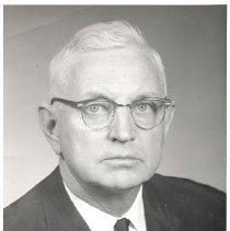 Image of Rev. Edward Martin - Clergy