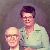 Image of Justus and Gertrude Olson - Clergy