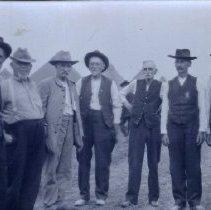 Image of E.W. Moore Negatives - Gettysburg Reunion - 2011.23.2