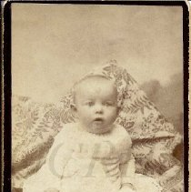 Image of Ralph Smith as an Infant