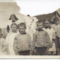 Image of Redmond, Powell, Burton and Goodrich Children - 2011.28.26