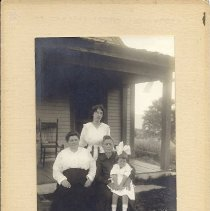 Image of Elvira Maxim, Eleanor Fitzsimmons, and others