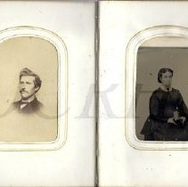 Image of Unidentified Man / Unidentified Woman
