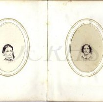 Image of Unidentified Woman / Unidentified Woman