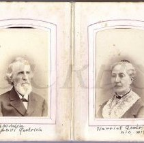 Image of Joseph Goodrich / Harriet Goodrich