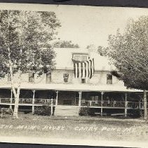 Image of Main House at Carry Pond Camps