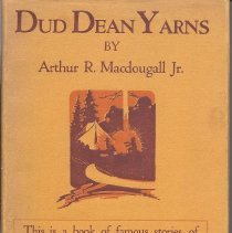 Image of Dud Dean Yarns by A.R. Macdougall, Jr.