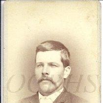 Image of Portrait Photograph of Albert Dunton - 2014.9.2