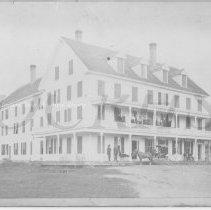 Image of Forks Hotel, ca 1880