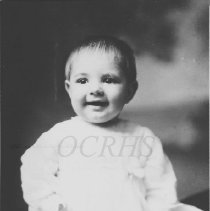 Image of Unidentified Baby  - 2001.1.20