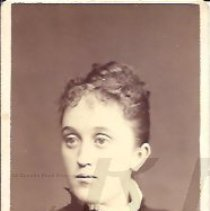 Image of Althea Houghton as a Young Woman - 2010.2.10