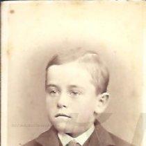 Image of Mark Dinsmore as a Young Boy - 2010.2.16