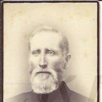 Image of Unidentified Man - Houghton Family Album - 2010.2.18