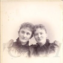 Image of Althea and Marita Houghton - Bingham ME