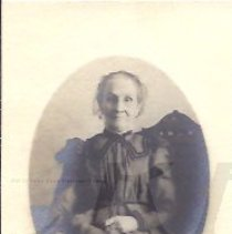 Image of Unidentified Woman - Houghton Family Album - 2010.2.27