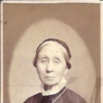 """Image of """"Aunt Betsy"""" -  Houghton Family Album - 2010.2.30"""