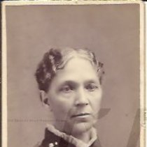 Image of Unidentified Woman - Houghton Family Album - 2010.2.52
