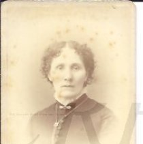 Image of Unidentified Woman - Houghton Family Album - 2010.2.54