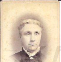 Image of Unidentified Woman - Houghton Family Album