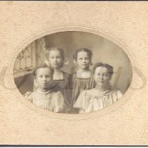 Image of Four Baker Sisters - 2010.3.107