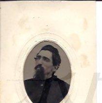 Image of Unidentified Man - Tintype - 2010.3.13